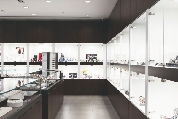 Bartoccini Jewelry Quasar Shopping Mall, Corciano