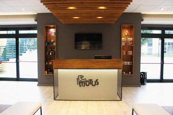 Motus Sport apparel Gualdo Tadino