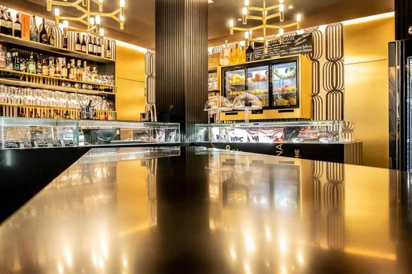 Neropaco  Cafe Interior Designer Paolo Freddini San Sisto (PG)